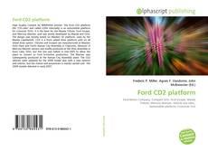Ford CD2 platform的封面