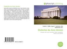 Bookcover of Dialectes du Grec Ancien