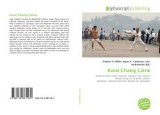 Bookcover of Kwai Chang Caine