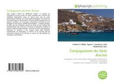 Bookcover of Conjugaisons du Grec Ancien