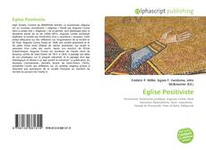 Bookcover of Église Positiviste