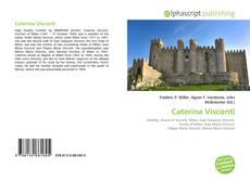 Bookcover of Caterina Visconti