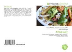 Chop Suey kitap kapağı