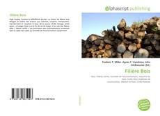 Bookcover of Filière Bois