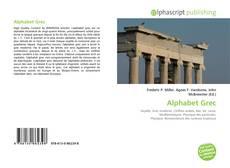 Bookcover of Alphabet Grec