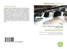 Continuum Fluvial kitap kapağı