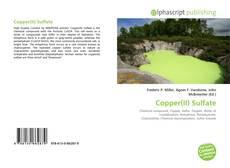 Portada del libro de Copper(II) Sulfate