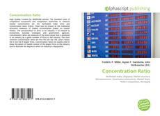 Buchcover von Concentration Ratio