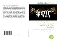 Capa do livro de J to tha L–O!: The Remixes