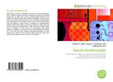 Bookcover of Austin Ambassador