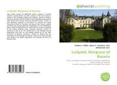 Buchcover von Luitpold, Margrave of Bavaria
