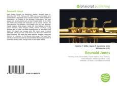 Bookcover of Reunald Jones