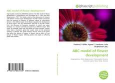 Copertina di ABC model of flower development