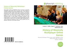 Обложка History of Massively Multiplayer Online Games