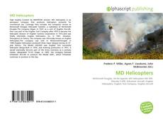 Bookcover of MD Helicopters