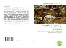 Buchcover von Bois Mort