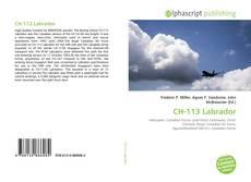 Portada del libro de CH-113 Labrador