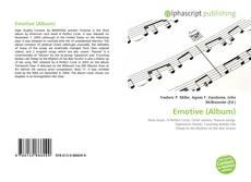 Bookcover of Emotive (Album)
