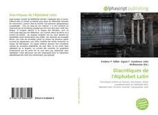 Bookcover of Diacritiques de l'Alphabet Latin