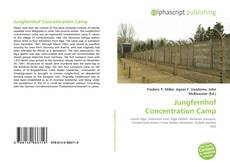 Bookcover of Jungfernhof Concentration Camp