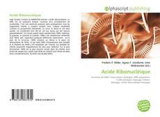 Portada del libro de Acide Ribonucléique