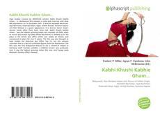 Обложка Kabhi Khushi Kabhie Gham...