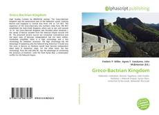 Greco-Bactrian Kingdom kitap kapağı