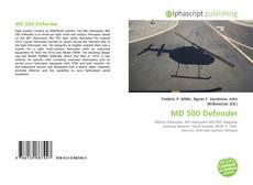 Обложка MD 500 Defender