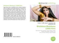 Copertina di Bhalobasa Bhalobasa (2008 Film)