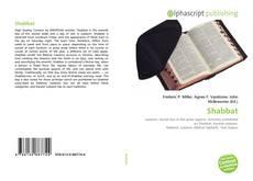 Обложка Shabbat