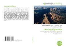 Capa do livro de Genting Highlands