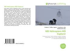 Bookcover of MD Helicopters MD Explorer