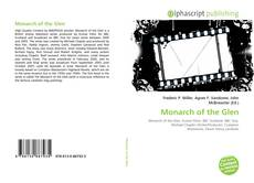 Bookcover of Monarch of the Glen