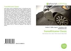 Bookcover of TransAfricaine Classic