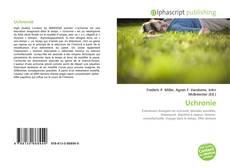 Bookcover of Uchronie