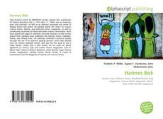 Buchcover von Hannes Bok
