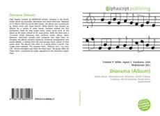 Capa do livro de Diorama (Album)