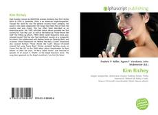 Bookcover of Kim Richey