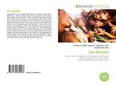 Buchcover von Jon Randall