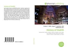 Bookcover of History of Hadith