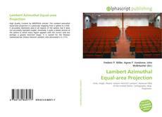 Couverture de Lambert Azimuthal Equal-area Projection