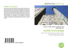 Bookcover of Hadith Terminology