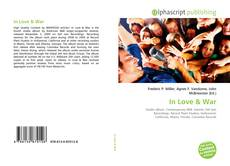 Bookcover of In Love