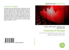 Bookcover of Economy of Senegal