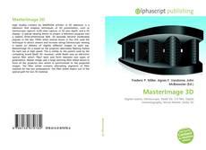 Capa do livro de MasterImage 3D