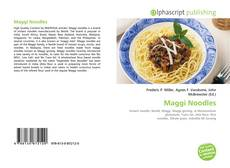 Maggi Noodles的封面