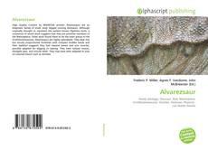Alvarezsaur的封面