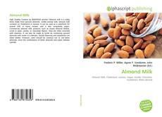 Capa do livro de Almond Milk