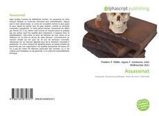 Bookcover of Assassinat