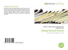 Обложка Galaxy Science Fiction